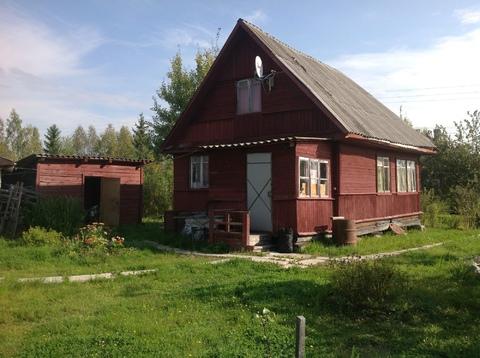 Продам дом с участком СНТ Корабел садоводческий массив Бабино 2 - Фото 3