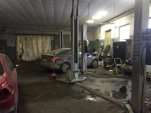 Сдам производственное помещение 1000 кв.м, м. Проспект Ветеранов - Фото 2