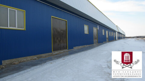 Аренда склада, 2000 м2 - Фото 1