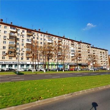 Продажа квартиры, м. Университет, Ленинский пр-кт. - Фото 1