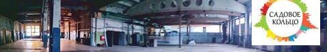 Под произ-во, выс. потолка: 6,3 м, офис. помещ, огорож. терр, въезд - Фото 4