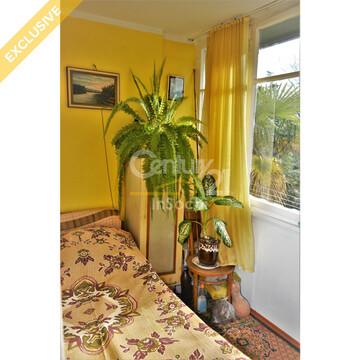 2 комнатная квартира в Центре Сочи, ул.Чебрикова, за .руб. - Фото 3
