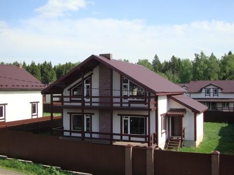 """Продаётся новый дом 225 кв.м в пос. Подосинки, кп """"Дубровские зори"""". - Фото 2"""