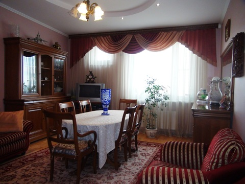 "ЖК ""Серебряный Берег""3-х комнатная квартира - Фото 3"
