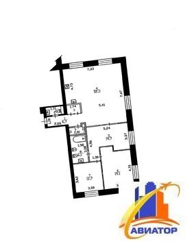 Продается 3 комнатная квартира на ул. Северный Вал 3 - Фото 2