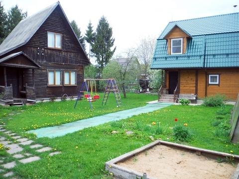 Продается дача усадьба на 17 сотках в Наро-Фоминском районе - Фото 2