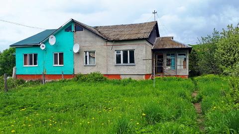 Пол Дома 85м2 на 23сот, все коммуникации, Поленовские места, лес, река - Фото 2