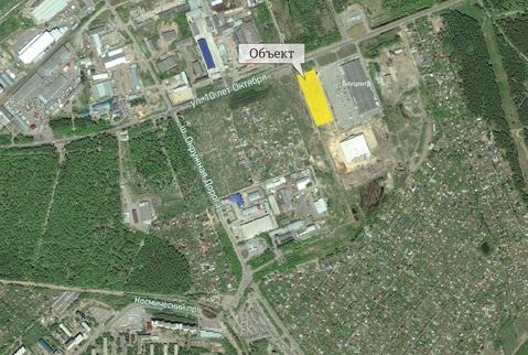 Зу 14 111 кв.м для строительства объектов торговли и сервиса