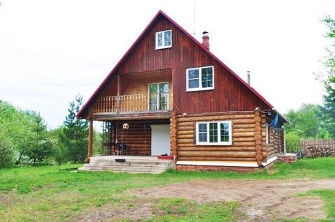 Дом 210 м2 на участке 40 сот., Продажа домов и коттеджей в Тутаеве, ID объекта - 502504582 - Фото 1