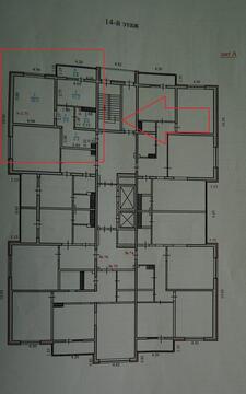 Крупногабаритная Однокомнатная Квартира с ремонтом и мебелью. - Фото 3