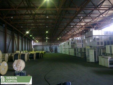 Аренда склада, Щелково, Щелковский район, Г. Щелково - Фото 1