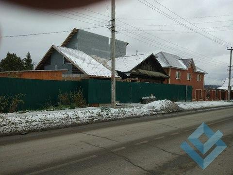 Дом , на земельном участке в черте города. мкр.Мотовилиха. - Фото 1