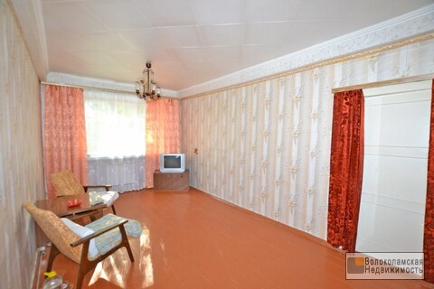 Двухкомнатная квартира в Волоколамске - Фото 4