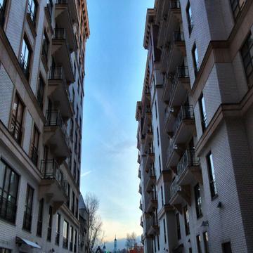 """Свой видовой этаж 520кв.м. в 8 секции в ЖК """"Royal House on Yauza"""" - Фото 5"""