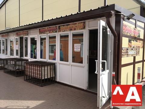 Аренда павильона 22 кв.м. на рынке в Киреевске - Фото 1