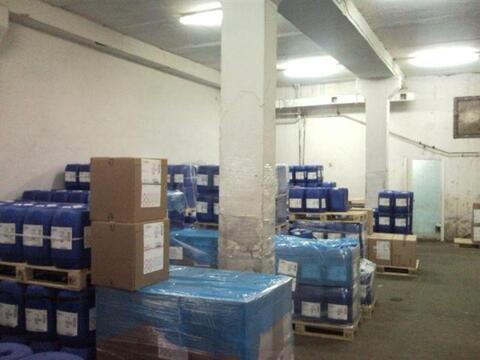 Сдам производственное помещение 770 кв.м, м. Выборгская - Фото 1