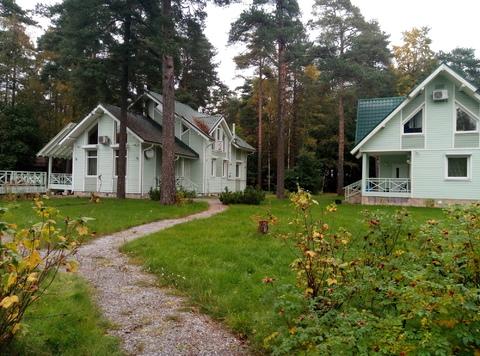 Зимний дом в Зеленогрске - Фото 1