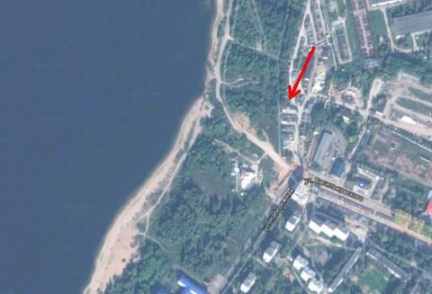 Гараж рядом с р.Волга