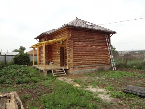Дом 108 м2 на участке 5.2 сот. село Варламово, Чебаркульский район - Фото 1
