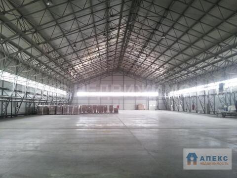 Аренда помещения пл. 1500 м2 под склад, производство, , офис и склад . - Фото 1