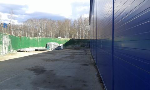 Сдается ! Открытая площадка 250 кв.м бетон, Закрытая территория, охрана - Фото 2