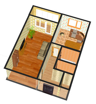 Продажа просторной 1-но комнатной квартиры - Фото 2