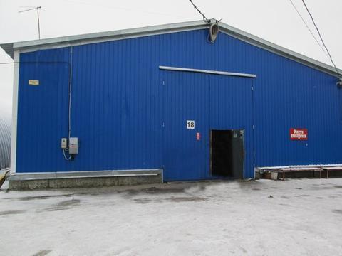 Под склад, неотапл, площ: от 500 м2, выс.: 5 м, огорож. /охран. терр. - Фото 5