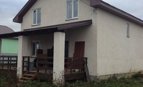 Продается новый дом с. Малышево, Раменский оайон - Фото 2