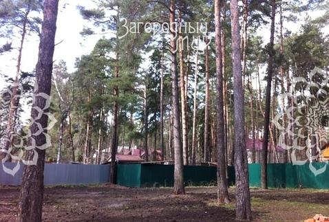 Продам участок, Егорьевское шоссе, 25 км от МКАД - Фото 1