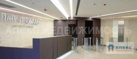Продажа офиса пл. 936 м2 м. Парк Победы в бизнес-центре класса А в . - Фото 1