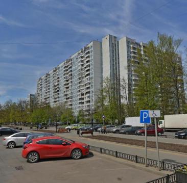 Продается 1-комнатная квартира г. Москва, ул. Кунцевская, д.8, корп.1 - Фото 1