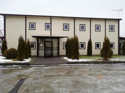 Сдается складское помещение 425 кв.м. в Чеховский район, д. Новоселки. - Фото 1