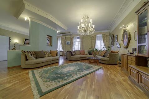Квартира в историческом центре Санкт-Петербурга - Фото 1