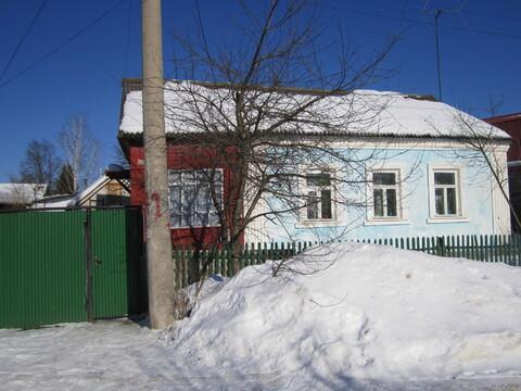 Продается дом в центре г, Алексин Тульская область - Фото 1