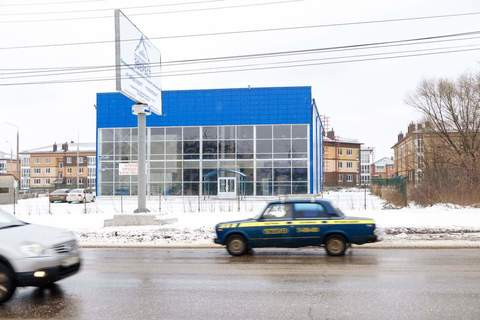 Продается помещение 1440 м2, Новомосковск - Фото 1