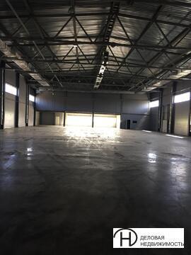 Теплый склад с топинговыми полами - Фото 1