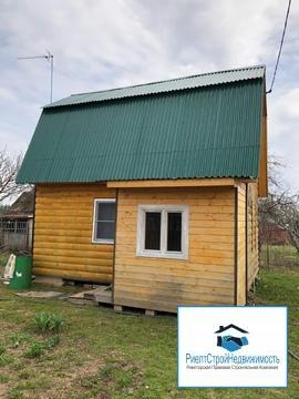 Дача с коммуникациями рядом с поселком Борисово и рекой - Фото 3