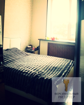 2-к квартира в центре Витебска в доме сталинского типа, Купить квартиру в Витебске по недорогой цене, ID объекта - 320933594 - Фото 1