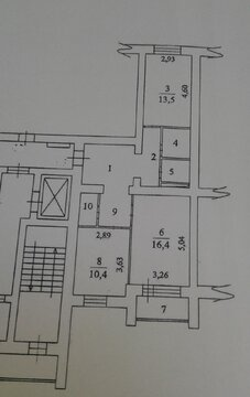 2-х комнатная квартира ул. Лунная, д. 5 - Фото 2