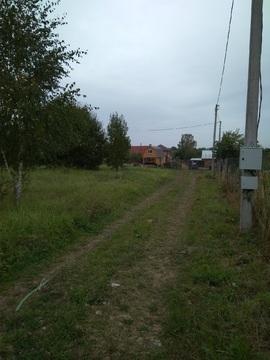 Продается земельный участок д.Некрасово, по ул. Булата Окуджавы - Фото 3