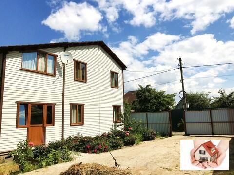 Продам 2 дома по 120кв.м. на 6 сот. Каширское шоссе 3 км от МКАД - Фото 3