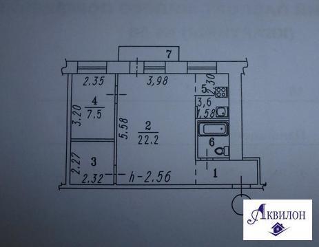 Продаю 2-х комнатную квартиру у Ипподрома - Фото 2