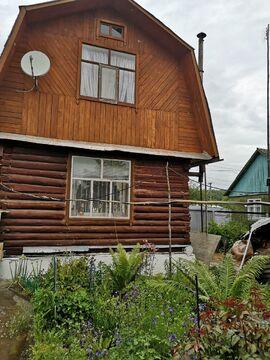 Бревенчатый дачный дом с баней на берегу р. ока 84 км от МКАД - Фото 2