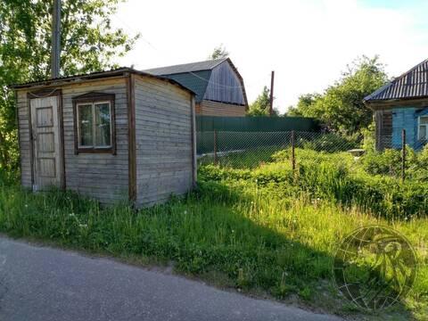 Участок со старым домом ИЖС в д. Сертякино г.о. Подольск - Фото 4