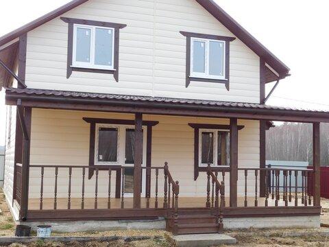 Дача дом в Боровском районе Калужской области возле леса - Фото 4