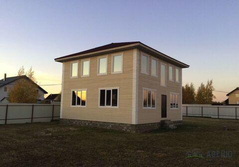 Новый дом в охраняемом СНТ 150 кв.м. , 10 соток. Магистральный газ .