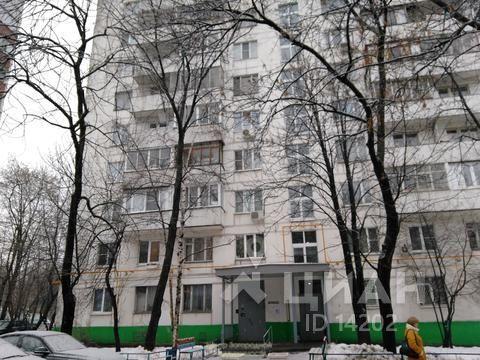 1-к кв. Москва Затонная ул, 12к2 (35.0 м) - Фото 1
