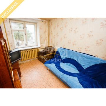 Продается 3-х комнатная квартира в п. Матросы, Купить квартиру Матросы, Пряжинский район по недорогой цене, ID объекта - 319580469 - Фото 1
