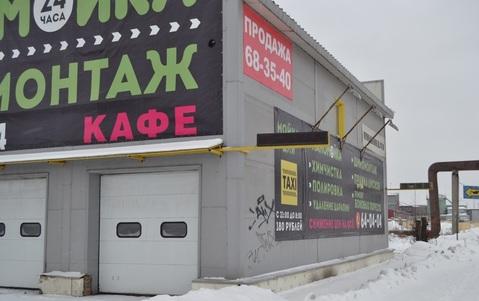 Действующая автомойка на Промышленном шоссе, Готовый бизнес в Ярославле, ID объекта - 100057001 - Фото 1