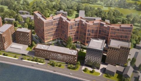 Проект строительства комплекса апартаментов. - Фото 2